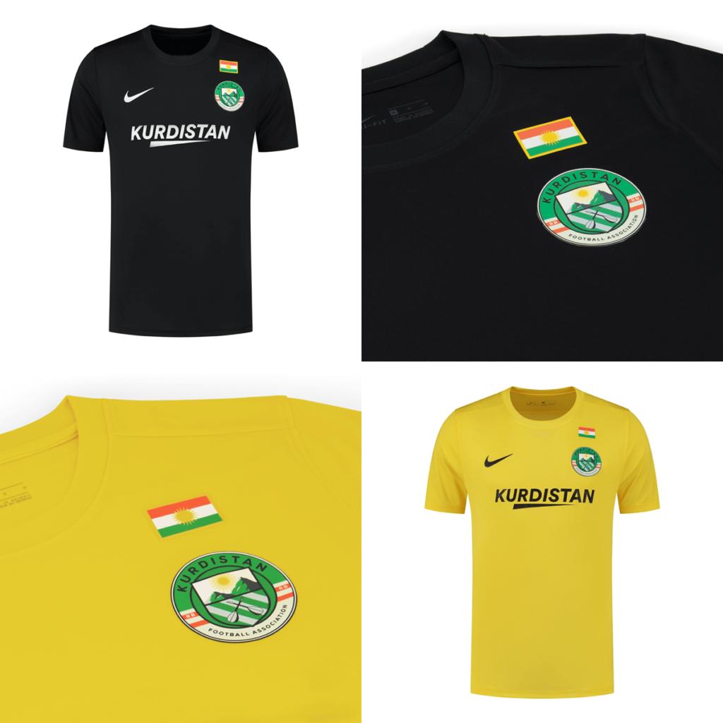 Kurdistan-shirts-football-nike