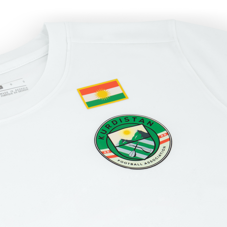 Kit Jersey Kurdistan Nike