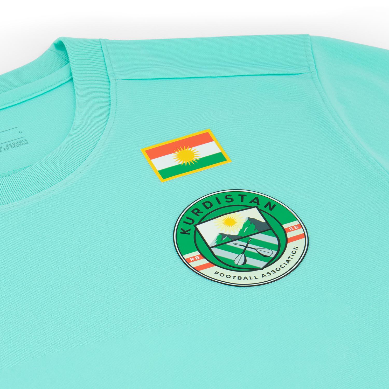 Kurdistan Football Shirt